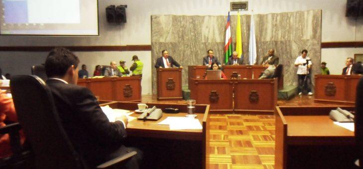 Liquidador de Emsirva resolvió inquietudes de concejales de Cali